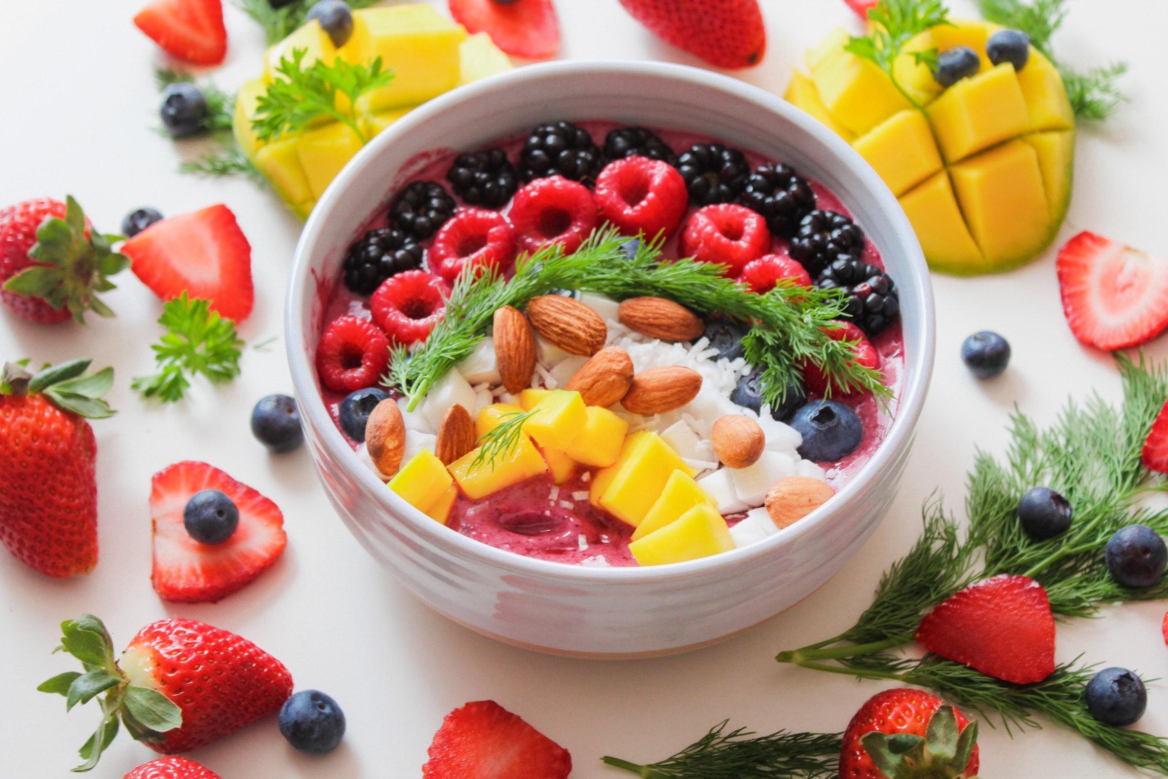 comida sostenible