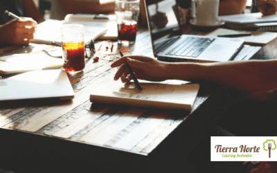 Tendencias en catering para eventos y bodas en Madrid 2019