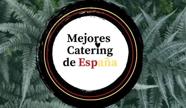 Mejores Catering de España 2019 por zonas