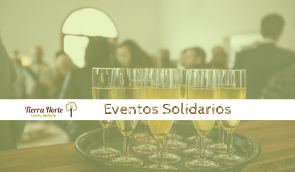 Catering solidario en Madrid