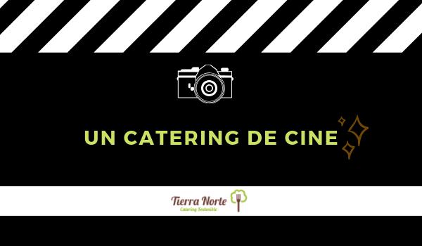 Empresa de Catering para rodajes y productoras