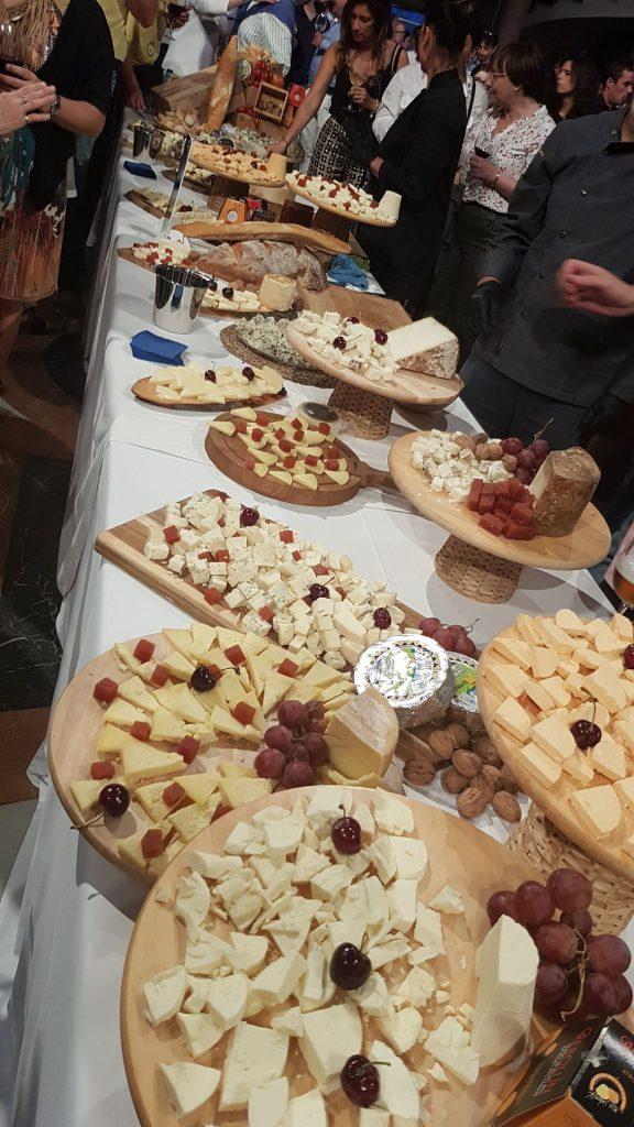 quesos de oveja asturianos
