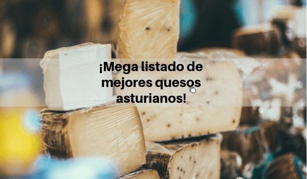 ≫ Mejores quesos asturianos