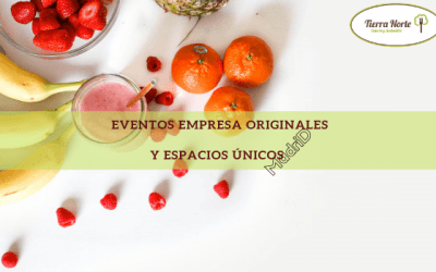 Catering para eventos de empresa en Madrid