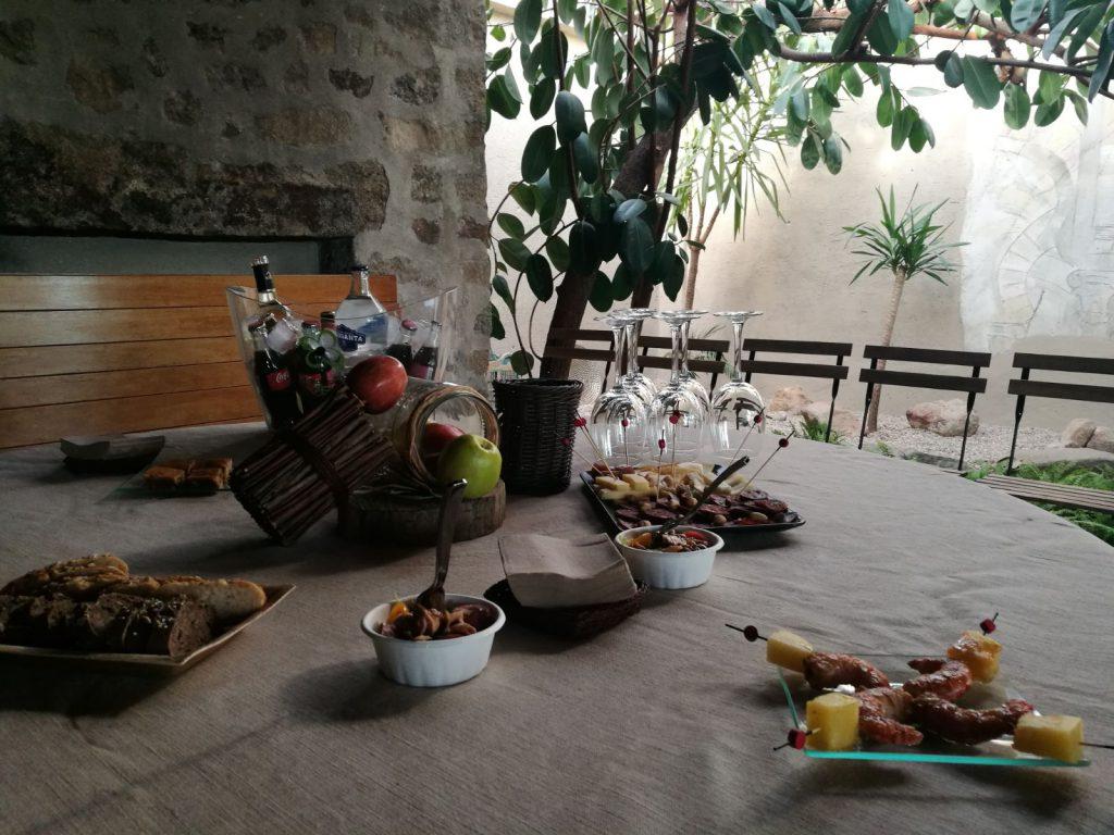 precio catering empresas madrid